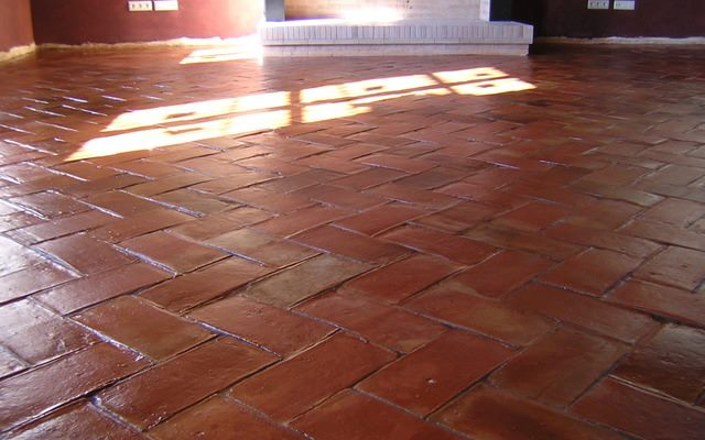 Limpieza archivos ceramica oropesa - Pavimentos rusticos para interiores ...