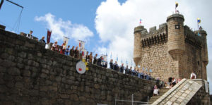 Jornadas Medievales Oropesa rescate princesa