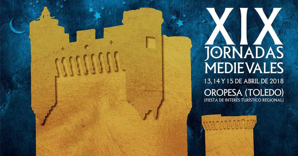 jornadas medievales 2018 Oropesa