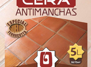 Cera Antimanchas