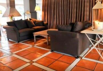 Convierte tu piso en una casa rústica muy original