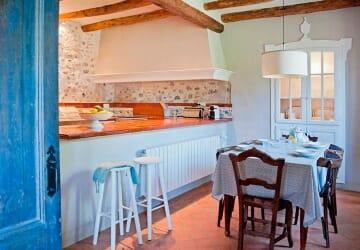 Te damos ideas de cómo decorar una cocina rústica