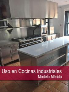 cocinas industriales barro cocido