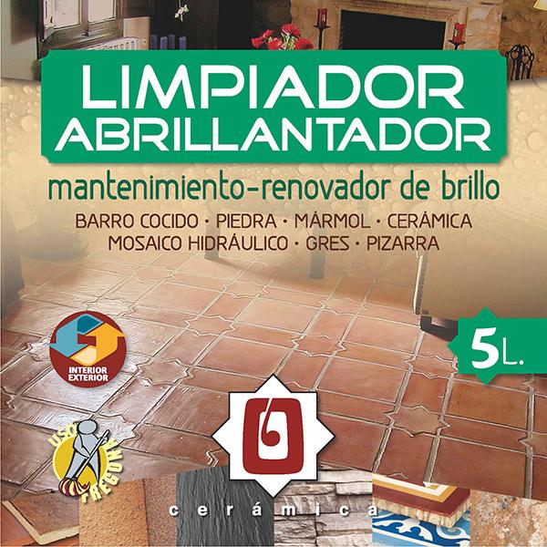 Limpiador abrillantador ceramica oropesa - Abrillantador de suelos ...