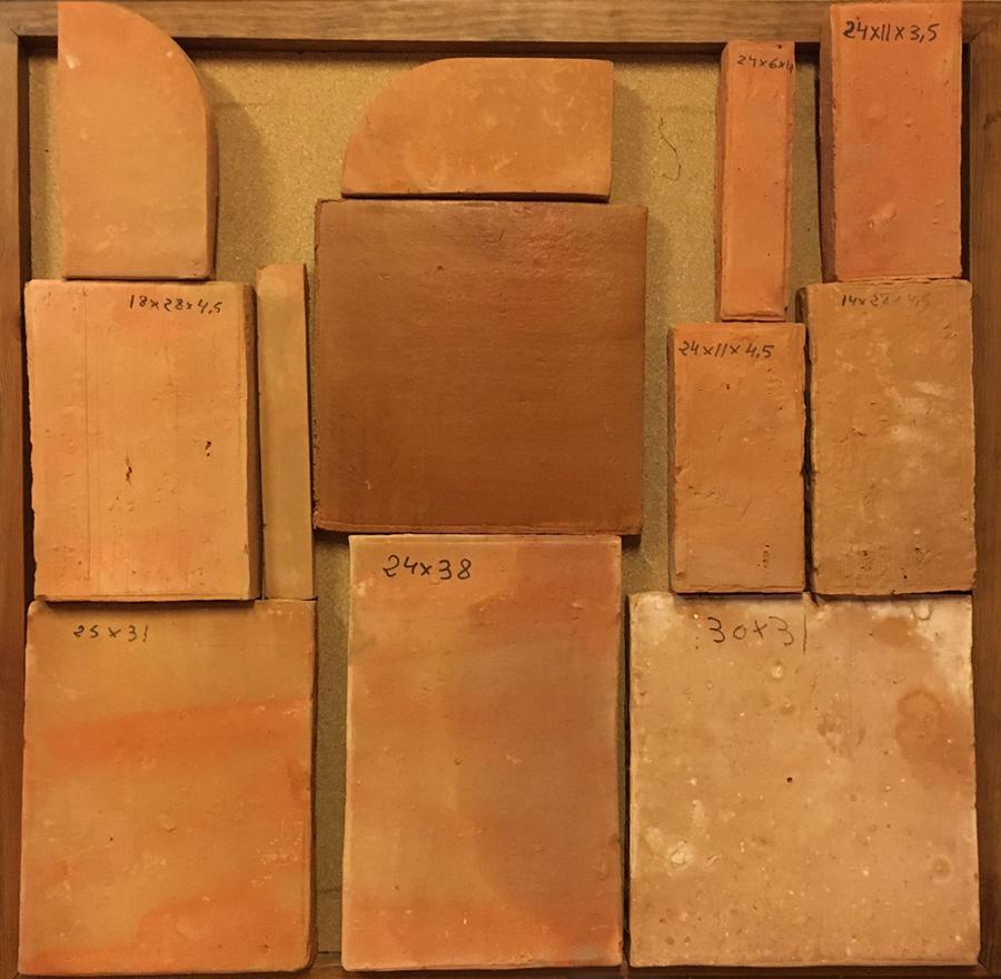 Medidas especiales barro cocido ceramica oropesa - Medidas de baldosas ...