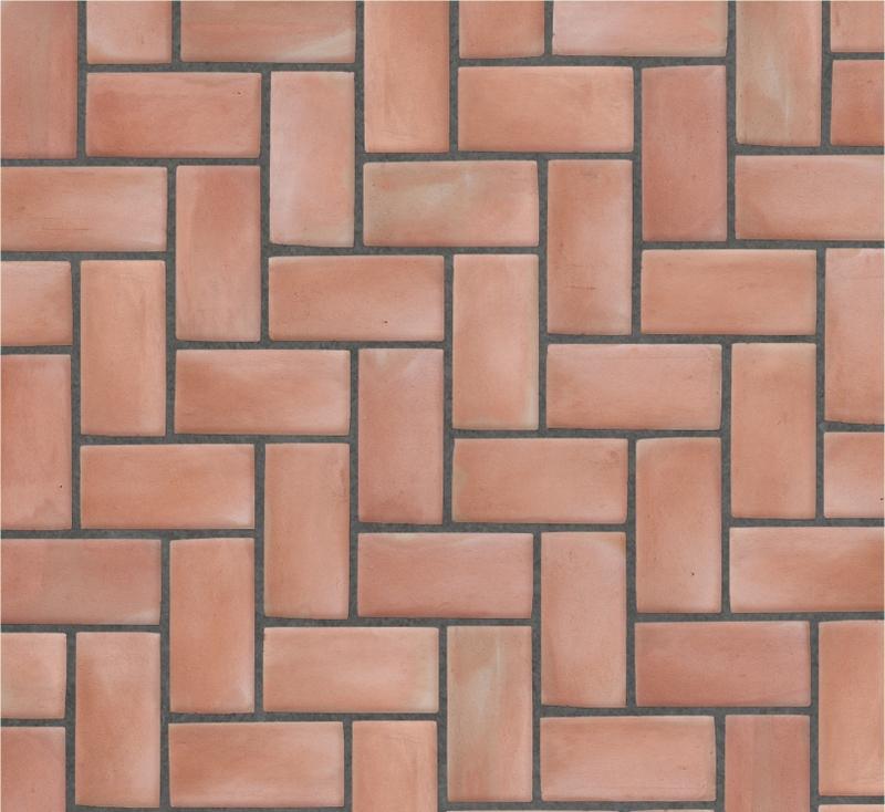 piezas a medida rectangulares barro cocido