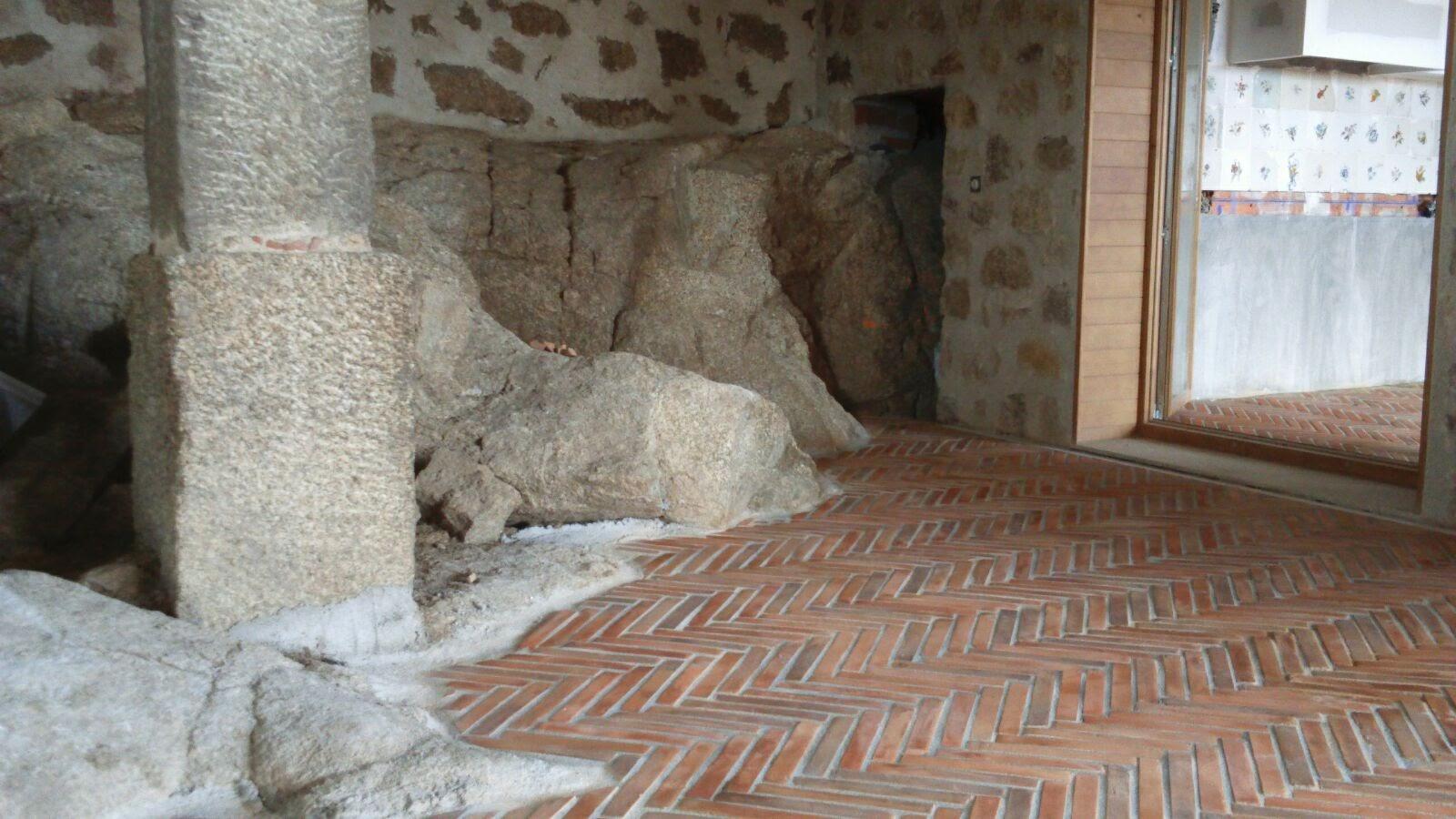 Especialistas en suelos de barro cocido ceramica oropesa - Suelos de ceramica rusticos ...
