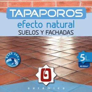 Tapaporos Efecto Natural Cerámica Oropesa