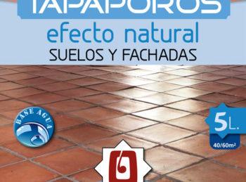 Tapaporos Efecto Natural para Barro Cocido